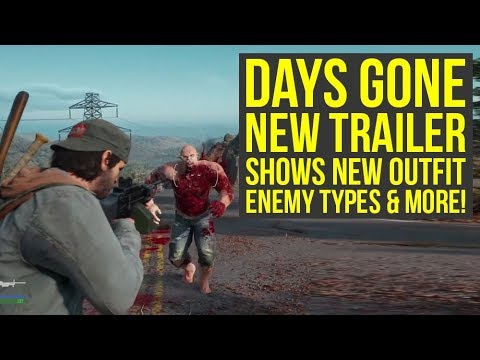 days-gone-gameplay---new-trailer-shows-different-outfit,-enemy-types-&-way-more!-(days-gone-ps4)