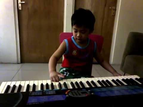 Franco's Future Pianist
