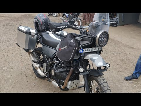 Himalayan sleet ABS . Got lots of customisation by HDTcustoms