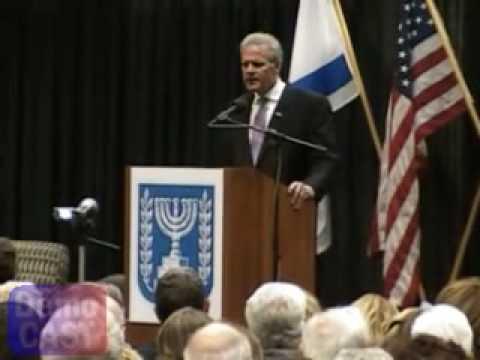 Muslims torpedo UC Irvine invited speaker, Israel's Ambassador Oren