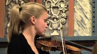 Benedicte Årving og Madelene Berg, Ave Maria (Schubert)