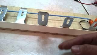 homemade  airgun Auto Reset  TARGETs   bb槍自動靶