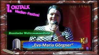 Eva-Maria Görgner - Selbstmedizin mit der Russischer Weltraummedizin