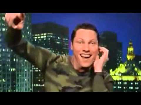 AWKWARD! Tiësto mistaken on live TV FAIL for Markus Schulz [EKM.CO]