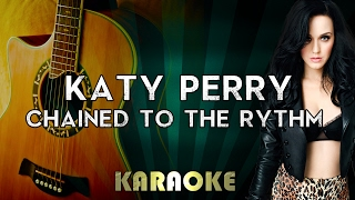 Katy Perry - Chained To The Rhythm (LOWER Key Acoustic Guitar Karaoke/Instrumental) ft. Skip Marley
