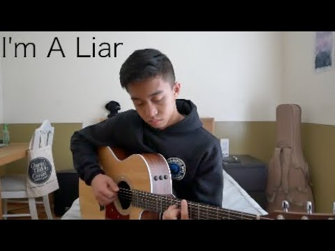 I'm A Liar - James Arthur (Cover by Joseph Javier)
