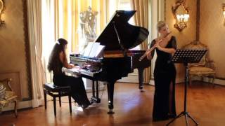 Poulenc Sonata 1st movement: Allegretto Malincolico