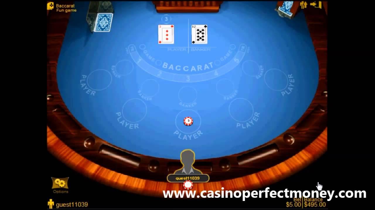 online casino mit baccarat