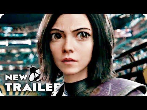 ALITA: BATTLE ANGEL Trailer 3 (2019) James Cameron Live Action Movie