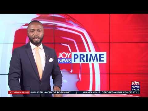 WAEC confirms Aspects of Maths and English paper circulate - Joy News Prime (15-9-21)