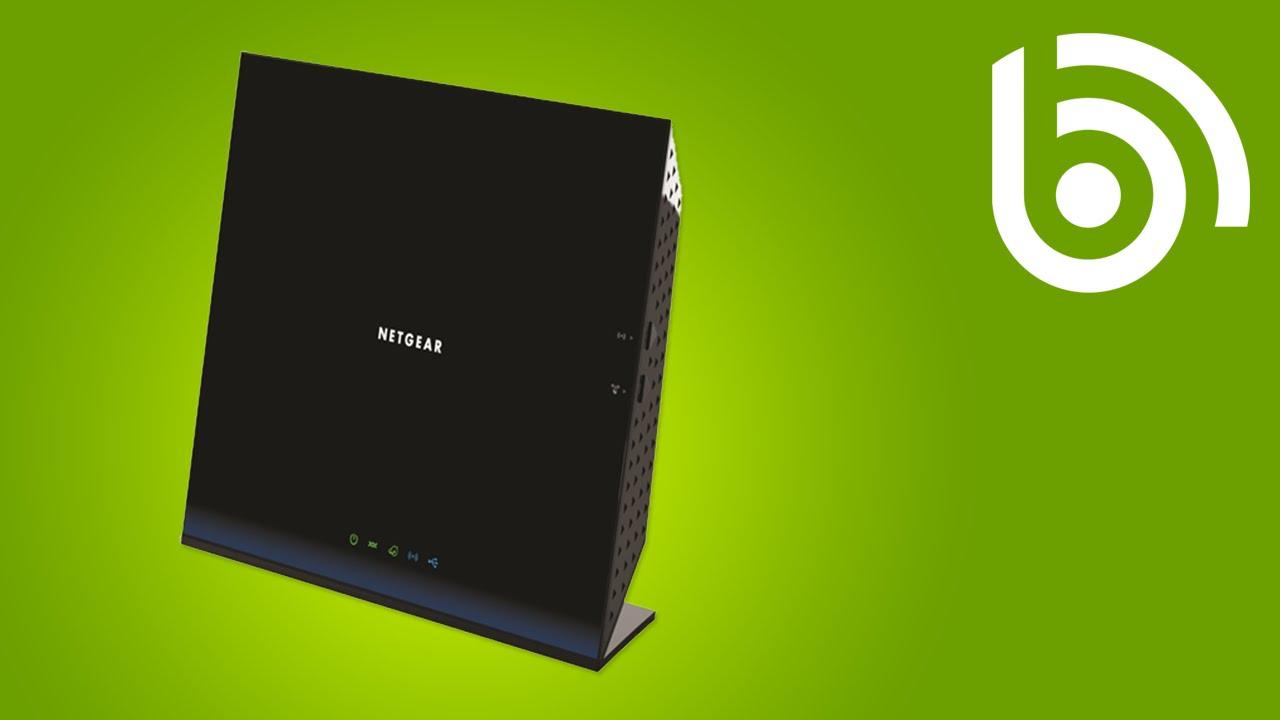 NETGEAR D6200 WiFi Router Drivers for Windows 10