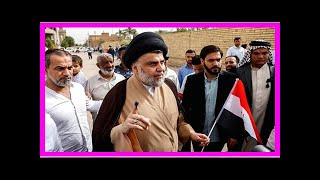 Breaking News | U.S. in contact with ex-foe Sadr after shock win in Iraq poll: aide
