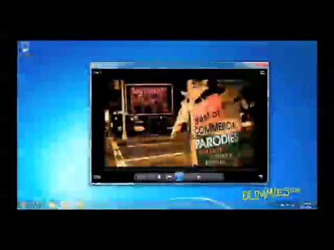 How To Watch Movies In Windows Media Player 12 For Dummies