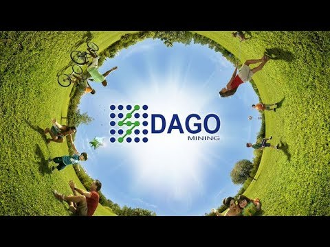 Ecological Bitcoin Mining | DAGO Mining Review 🌳🌳🌳 #Bitcoin_Miner