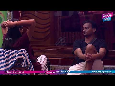 Bigg Boss 2 Telugu 62 Episode | Nutan Naidu Serious On