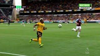 Adama Traoré vs Burnley (Home) 16/09/2018 EPL