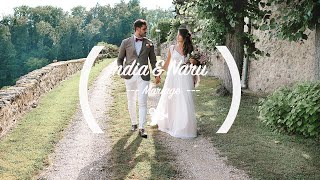 FILM DE MARIAGE // SUISSE // CHATEAU DE LUCENS