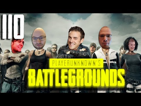 PUBG Squads with NLSS Crew | Part 110 [FORD FOCUS]