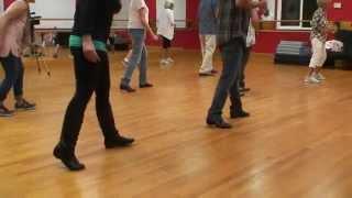 Island Ballroom Sanibel - Dance Lesson #2 - Line Dancing