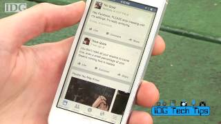How to sort Facebook's News Feed chronologically on mobile