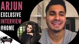 ARJUN Interview | on Mere Naal Nachna, New Album, Overcoming Tragedy, & His BIG 2021 Plans (Ep. 43)