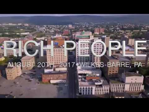 Rich People - (FULL SET) 8.20.17 Wilkes-Barre, PA