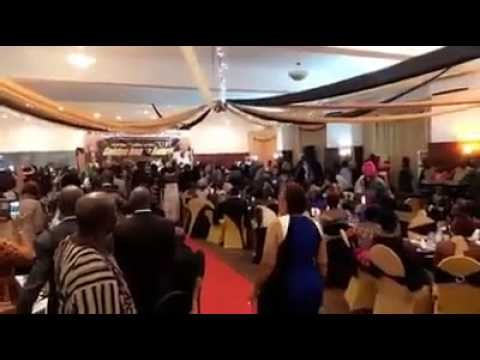 Madam President Speech @ The 2017 Golden Image Award in Liberia