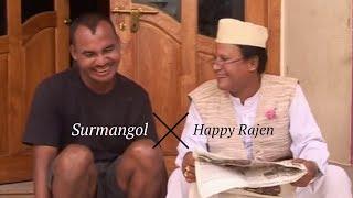 Manipuri Comedy Film - NUNGSHI MEIBUL   Happy Rajen, Surmangol   Nokphade