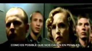 """HITLER SE ENTERA QUE 5 """"B"""" PERDIO EN PARTIDOS"""