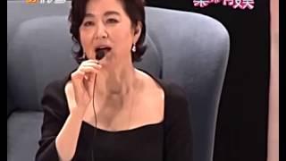 娱乐新闻 林青霞自曝与邓丽君曾是情敌