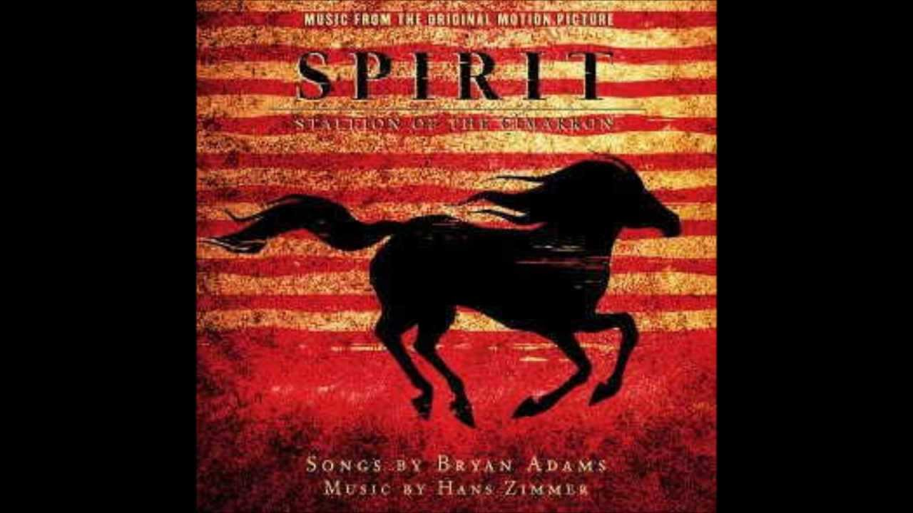 Hans zimmer reunion youtube for Spirit colonna sonora