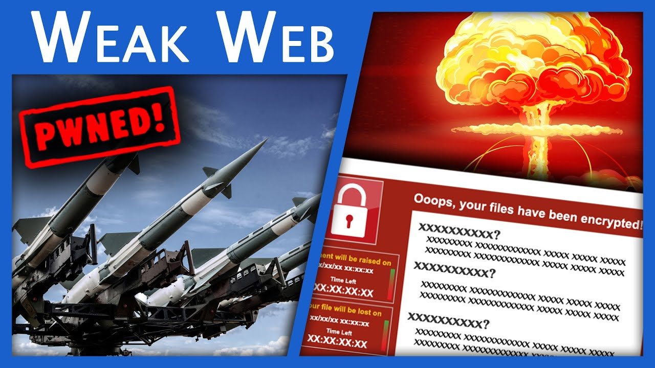 Nukes Targeted With Ransomware...