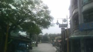 2009/01/01 嘉義市早晨&前往中埔鄉同仁村(澐水線公車)  Chiayi City & Tongren Village, Chiayi  County, Taiwan