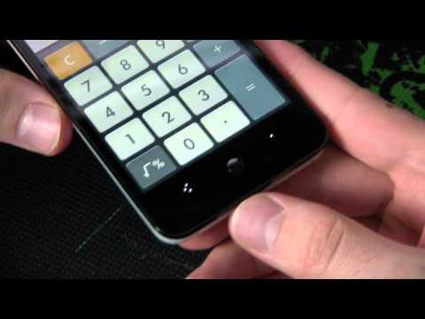 Краткий видеообзор смартфона meizu MX