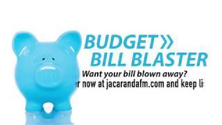 Jacaranda FM - Bugdet bill blaster 2018