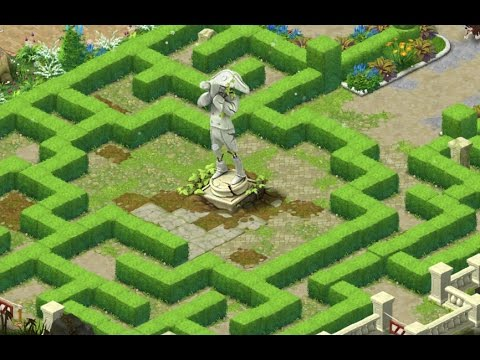 Gardenscapes New Acres Gameplay Story Playthrough Area 3 Maze Day 1 And Day 2 Youtube