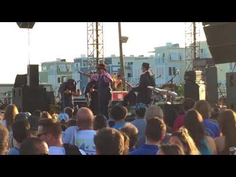 Tangier Blues Band - Mr Soul - 8.26.17 - Stone Pony