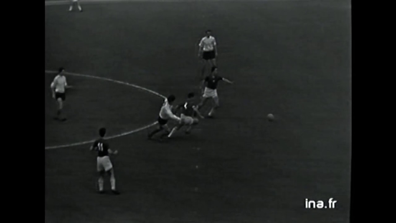 Franciaország-Magyarország | 1-3 | 1964. 04. 24 | MLSZ TV Archív