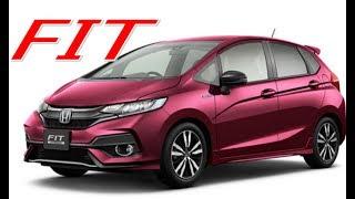 Honda FIT 小改款 安全科技下放 本田