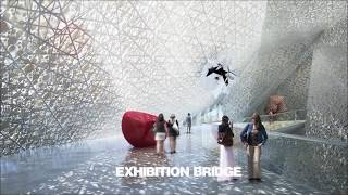 Impressive Museum Design Process by Surrounding Nature (without intro.)