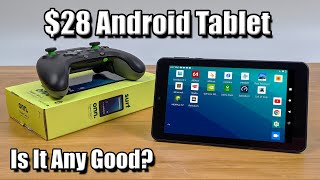 This $28 Android Tablet Isn't All That Bad - The Cheapest Tablet on the Market