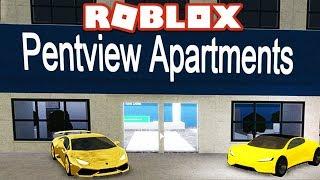 *NEW* Vehicle Simulator Apartments Update! - Roblox