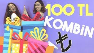 100TL İle Kombin Challenge - ft. Ecmel Soylu