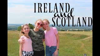 ireland + scotland  travel video '18