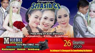 Download lagu Gending2 full ning Sri asih bersama Sri Asih Cs  live jublangsari - Dawarblandong - moker ( 3.45  )