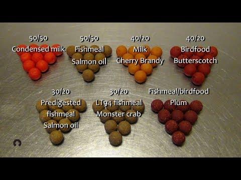 Bait Making ~ Recipes - Carp Fishing