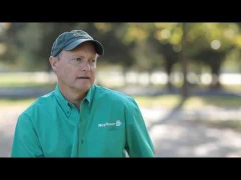 Mike Hataway Mayflower 2011 Logistics Van Operator of the Year