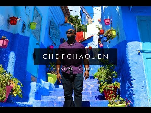 CHEFCHAOUEN THE BLUE CITY // AFRICA Vlog #3