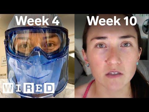 Diary of a Trauma Surgeon: 10 Weeks of Covid-19 | WIRED смотреть видео онлайн