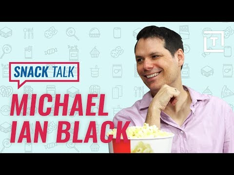 Movie Theater Snacks with Michael Ian Black || SnackTalk